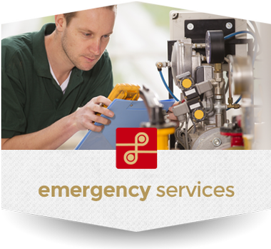 Graphic link for Lindsey Electric's Emergency services